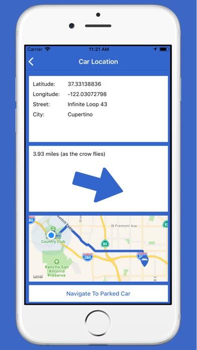 My Car Finder Navigation App Price Drops
