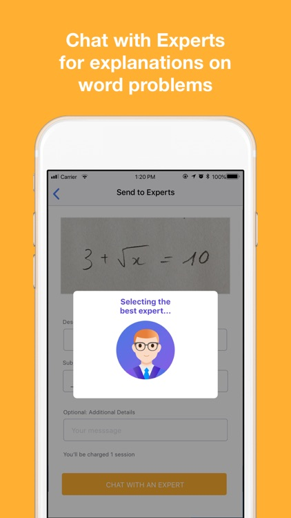 PhotoSolver - Math Solutions screenshot-3