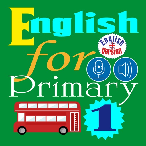English for Primary 1