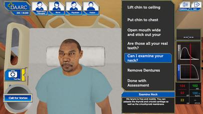 VHA Difficult Airway (DAARC) screenshot three