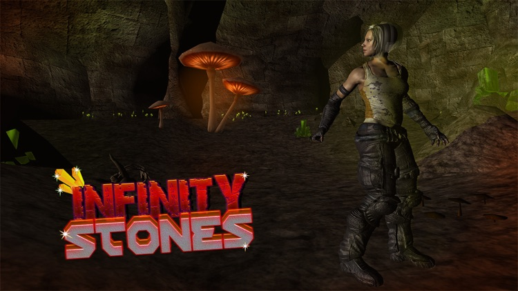 Infinity Mystical Stone-Horror