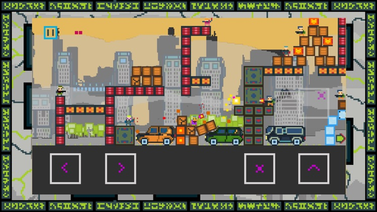 Andy McPixel: Space Outcast screenshot-0