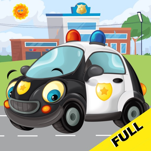 Police Games Toddler Kids FULL