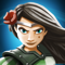 App Icon for Darkfire Heroes App in Mexico IOS App Store