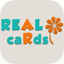 REAL cARds - AR Greeting Cards