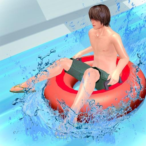 Amazing Water Slide 3D