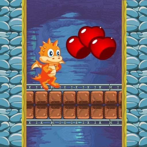 Jumping Baby Dragon