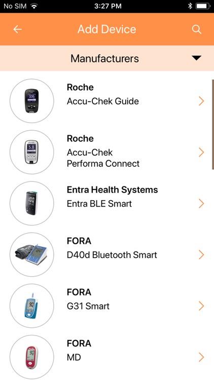 MedM Diabetes screenshot-4