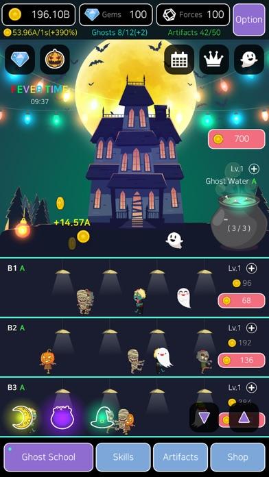 Screenshot 1 Merge Ghosts