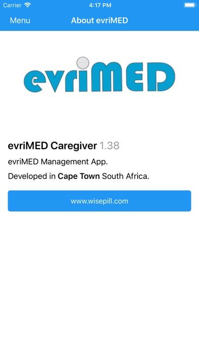 evriMED Caregiver