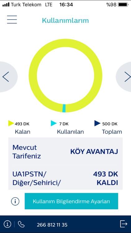 Türk Telekom Online İşlemler screenshot-3