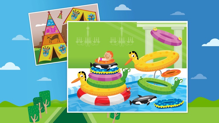 Puzzles for toddlers full screenshot-4