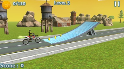 3D Bike Cyclone Pro Screenshots