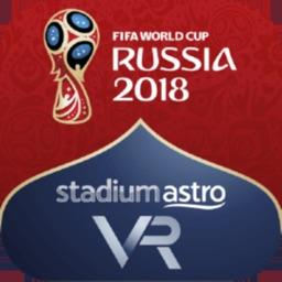 Stadium Astro VR FIFA WC2018