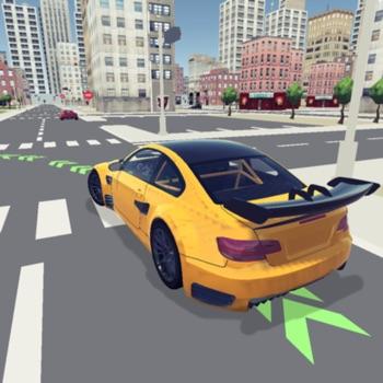 Driving School 3D Simulator
