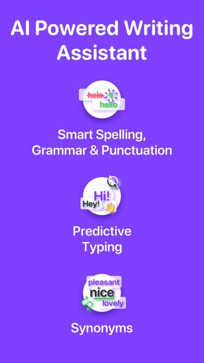 Grammatica Grammar Check App screenshot-4