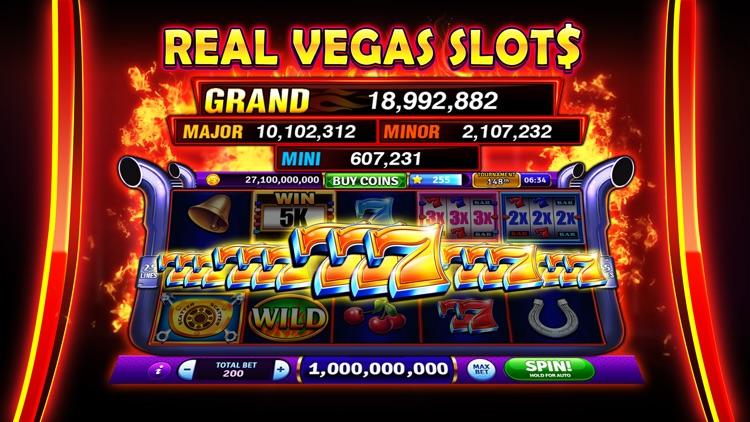 Billion Cash Slots-Casino Game