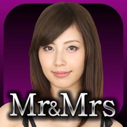 ビデオ通話 - Mr&MrsTALK