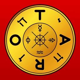 Gold Tarot