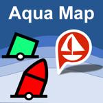 Aqua Map: Marine & Lake charts