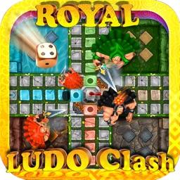 Royal Ludo Clash King