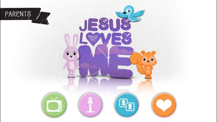 Jesus Loves Me screenshot-0