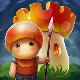 Mushroom Wars 2 – Heroic TD