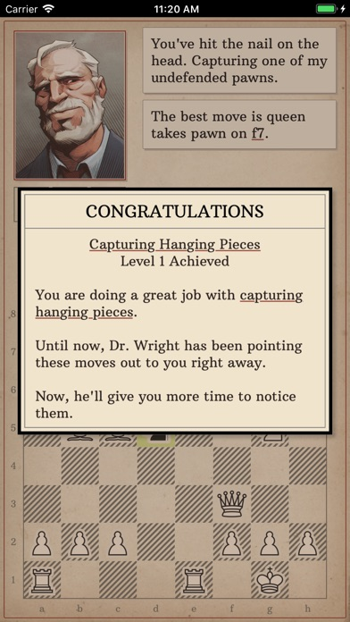 Learn Chess with Dr. Wolf screenshot 5