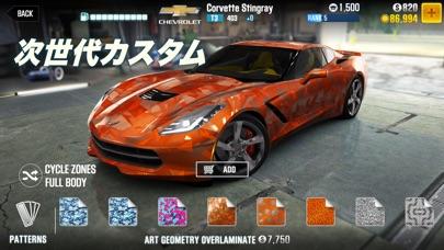 CSR Racing 2のスクリーンショット2