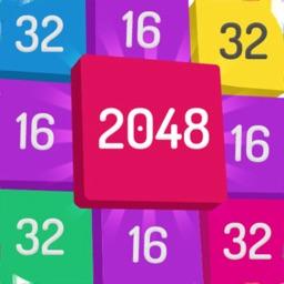 Merge Numbers - 2048