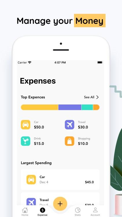 Track Spending Budget Planner screenshot-0