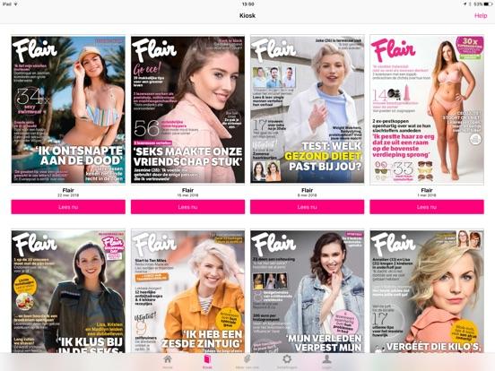 iPad Image of Flair VL Magazine