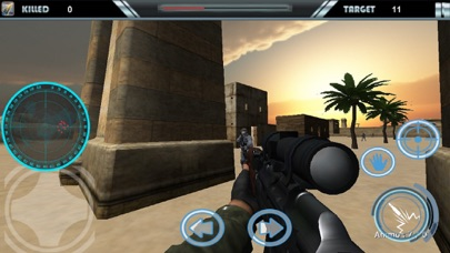 Operation Desert Strom: 3d screenshot one