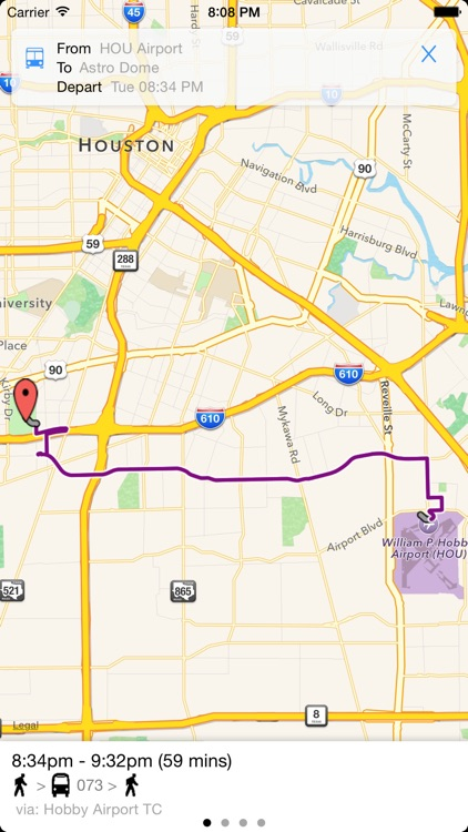 Transit Tracker - Houston screenshot-3