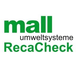RecaCheck
