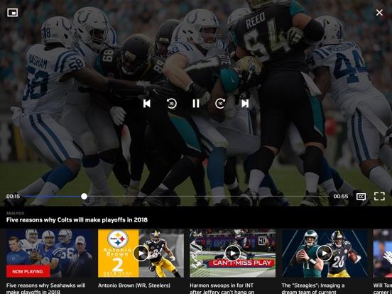 NFL Screenshots