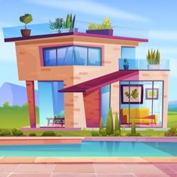 Merge Decor: Home Design Game