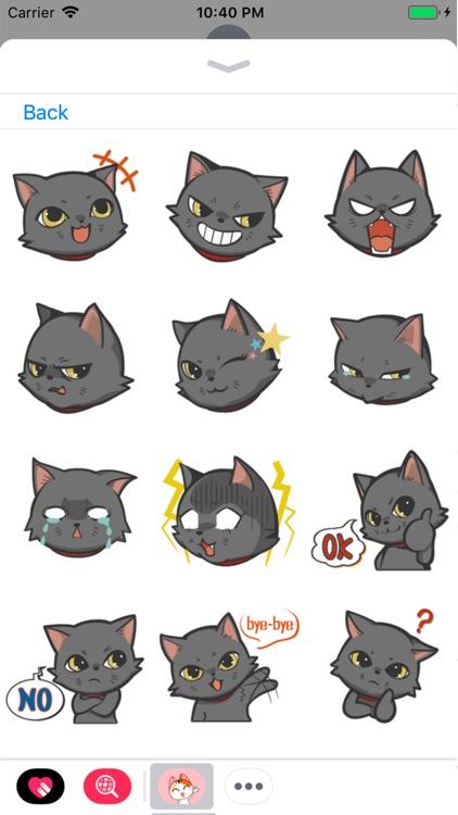 Dozen Cat Stickers screenshot-4