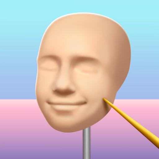 Лепка голов