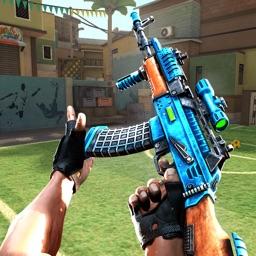 MaskGun - Online shooting game