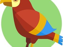Bird Stickers HD