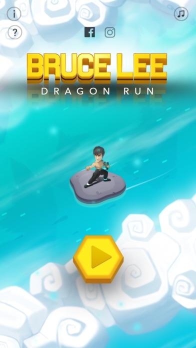 Bruce Lee Dragon Run screenshot 1