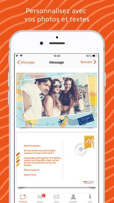 Concours de Noël 14 : Popcarte, la carte postale iPhone – 100€ de crédits à gagner !-capture-3