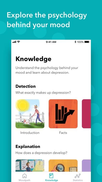Moodpath: Depression & Anxiety screenshot-4