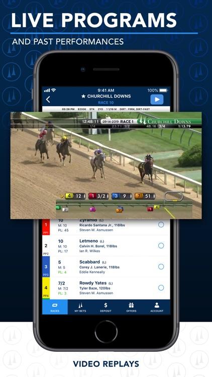 TwinSpires Horse Race Betting screenshot-4