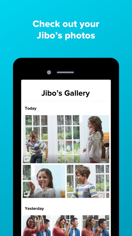 Jibo App screenshot-3