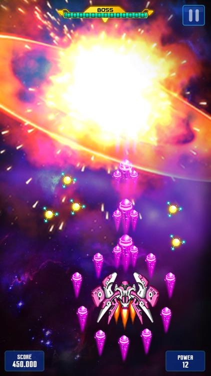 Galaxy Attack: Space Shooter screenshot-6