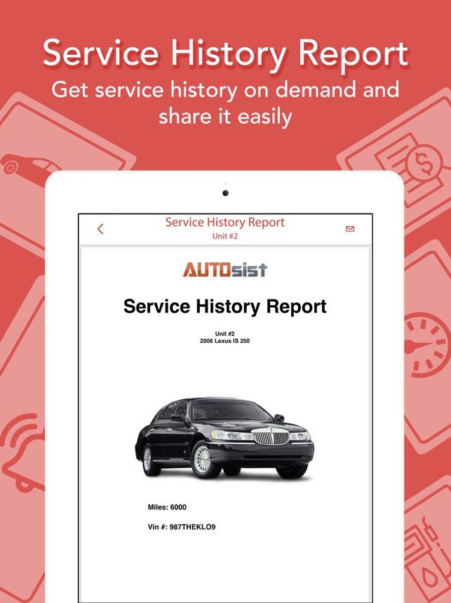 diy car maintenance app