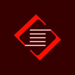 Ícone do app Adobe Spark Page