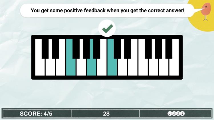Music Theory - Piano Chords